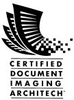 Certified Document Imaging Architects offering consulting services and world-class document management software / document management systems / document imaging software solutions to meet your specific requirements.